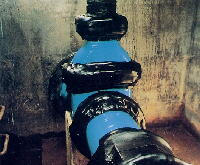 Application sample: Under Ground Pipe Line