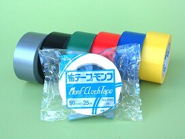Furuto's #890 Colored (0.22mm) Rayon Cloth Packaging Tape